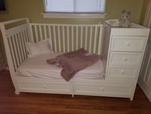 Toddler bed with lots of storage in Beaufort, South Carolina