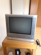 """free 20"""" TV with DVD and VCR in Stuttgart, GE"""