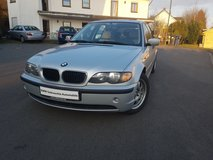 2005 BMW 320D TURBO DIESEL*STATION WAGON *NEW INSPCTION in Spangdahlem, Germany