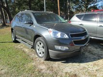 2011 CHEVY TRAVERSE LT  W/ 3RD  ROW SEAT in bookoo, US