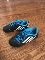 Boys Kids Youth Soccer Cleats Shoes Adidas 10 in Lockport, Illinois