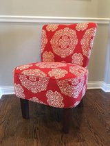 Stylish Accent Rolled Back Chair in Naperville, Illinois