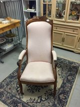 ANTIQUE PINK CHAIR in Camp Lejeune, North Carolina