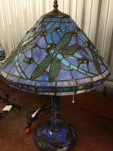 BLUE DRAGON FLY LAMP in Camp Lejeune, North Carolina