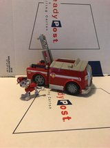 PAW PATROL MARSHALL AND FIRETRUCK in Camp Lejeune, North Carolina