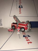 PAW PATROL MINI MARSHALL/TRUCK AND LARGE TRUCK in Camp Lejeune, North Carolina