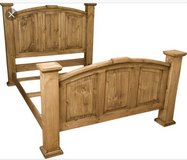 Rustic bed in Lawton, Oklahoma