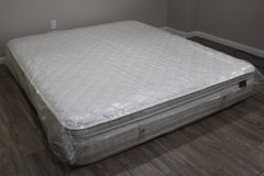 California King Premium Handmade Mattress by Aireloom in CyFair, Texas