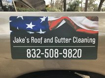 Roof and Gutter Cleaning, Pressure Washing, and More! in Houston, Texas