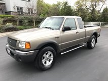 2004 Ford Ranger XLT 4X4 Super Cab in Travis AFB, California