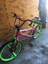 Girls Bike- 20 inch in Aurora, Illinois