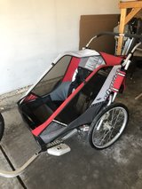 Chariot Cougar Bike trailer in Naperville, Illinois