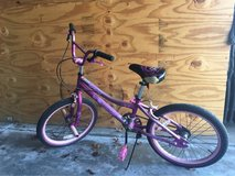 Bike girls 20 inch in Aurora, Illinois