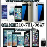 WE BUY IPHONES X, IPHONE 8,GALAXY S7,S8,S9.NOTE 8 in Lackland AFB, Texas