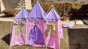 Discovery Princess Play Tent in Plainfield, Illinois