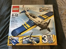 New Retired LEGO Creator Aviation Adventures Set 31011 in 29 Palms, California