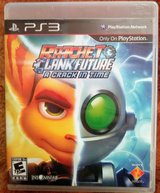 Ratchet & Clank future a crack in time PS3 in Travis AFB, California