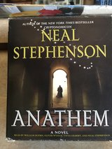 "Book on CDs  ""Anathem""  Unabridged in Fort Leonard Wood, Missouri"