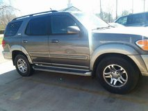 2004 Toyota Sequoia in Leesville, Louisiana