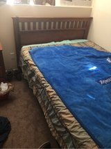 queen size bed and dresser in Fort Leonard Wood, Missouri
