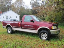1997 FORD F-150 REG CAB, XLT, 4X4, (NEEDS MOTOR) in bookoo, US