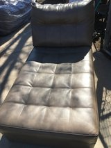 Beige chaise lounge 66x33 in Fort Riley, Kansas