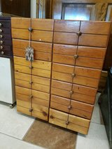 Small 12 Drawer Divided Cabient in Fort Leonard Wood, Missouri