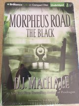 "Book on Cd's - Morpheus Road ""The Black'' by D.J. MacHale (unabridged) in Fort Leonard Wood, Missouri"