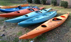 Used Kayaks in Wilmington, North Carolina