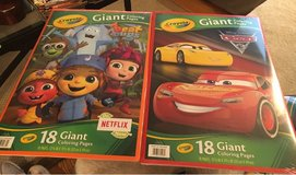 Giant Coloring Books in Plainfield, Illinois