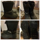 Men's sz 8 lined winter boots-nice condition in Yorkville, Illinois