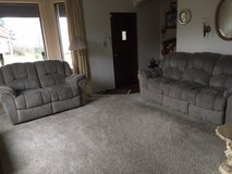 Lazyboy Dual Reclining Couch and Loveseat  *** EXCELLENT CONDITION *** in Fort Lewis, Washington