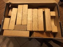 Wooden Natural Building Block Set (27 pc.) in Westmont, Illinois