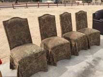 chairs in 29 Palms, California