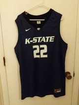 K State Jersey in Fort Riley, Kansas