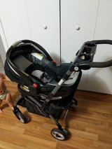 Graco Stroller and Carrier in Manhattan, Kansas