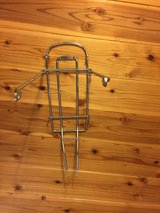 brand new bike carrier made of stainless Steel in Okinawa, Japan