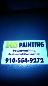 HD Painting in Wilmington, North Carolina