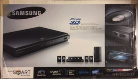 Samsung Smart 3D Blu-Ray Home Theater System in Okinawa, Japan