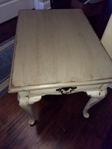 Beautiful solid wood end table in Pleasant View, Tennessee