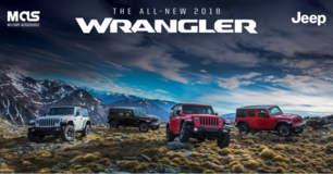 Want the ALL NEW 2018 JEEP Wrangler or Wrangler Unlimited? in Tunbridge Wells, UK