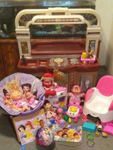 Pink/Girly Toy Bundle in Rolla, Missouri