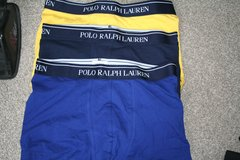 Ralph Lauren boxers x 3 in Lakenheath, UK