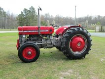 1969 MASSEY FERGUSON 135 TRACTOR in Wilmington, North Carolina