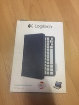 Logitech keyboard case ipad mini (blue) in Ramstein, Germany