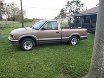 1996 chevy s10 in Leesville, Louisiana