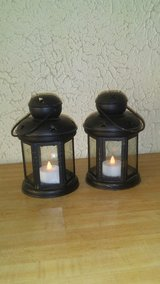 battery operated candle lanterns in bookoo, US