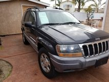 1999 JEEP GRAND CHEROKEE 4.0 liter 2WD in Camp Pendleton, California