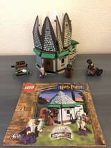 Retired LEGO Harry Potter Hagrid's Hut Set 4707 in 29 Palms, California