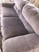 couch with ottoman in Alamogordo, New Mexico